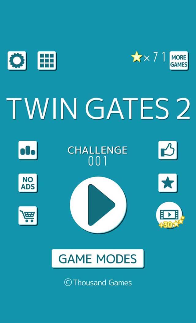TWIN GATES 2のスクリーンショット_1