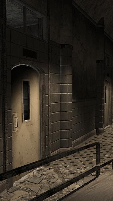 脱出ゲーム 廃病棟からの脱出のスクリーンショット_1