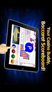 Baccarat Scoreboardのスクリーンショット_1