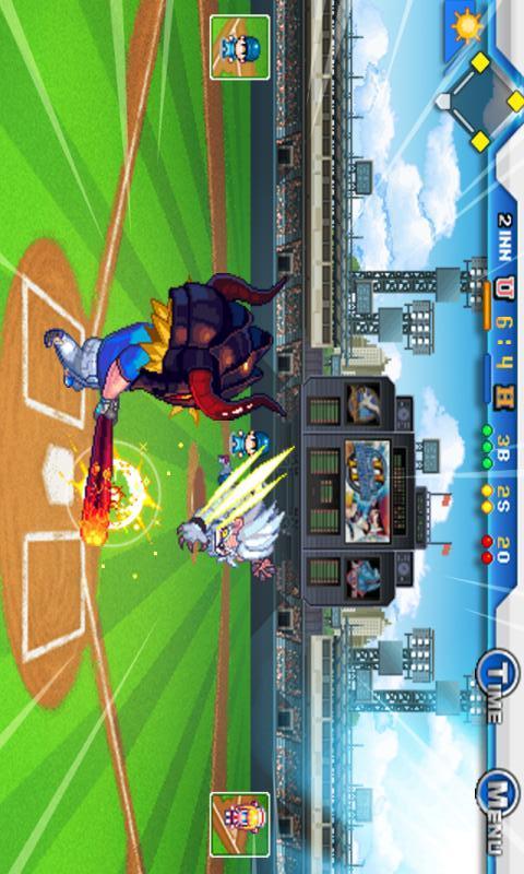 Baseball Superstars® IIのスクリーンショット_1