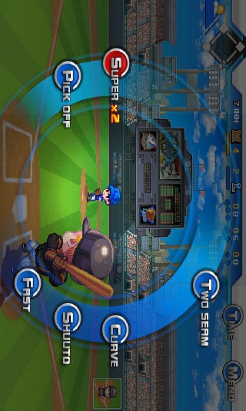 Baseball Superstars® IIのスクリーンショット_3