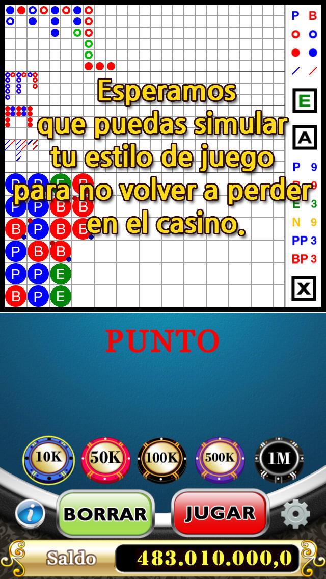 BACARÁのスクリーンショット_1