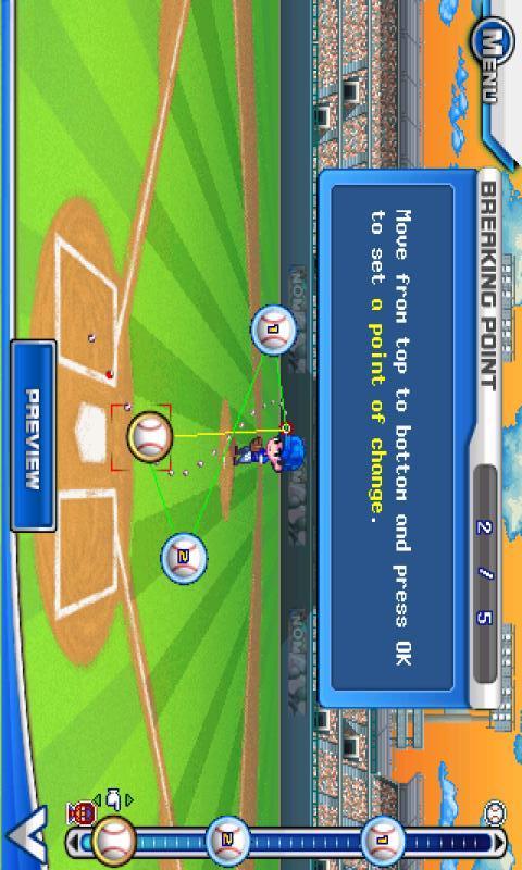Baseball Superstars® IIのスクリーンショット_4