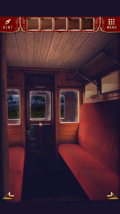 脱出ゲーム 夜行列車のスクリーンショット_2