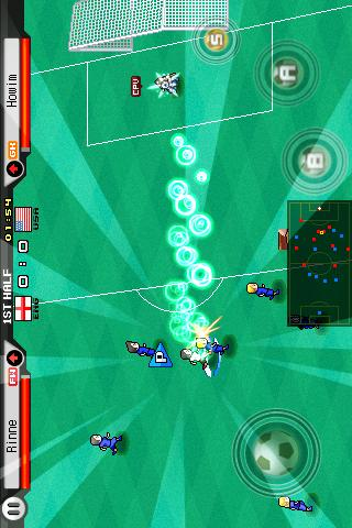 Soccer Superstars® Freeのスクリーンショット_1