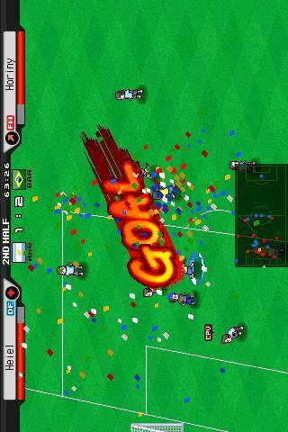 Soccer Superstars® Freeのスクリーンショット_3
