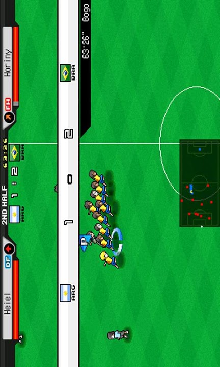 Soccer Superstars® Freeのスクリーンショット_5