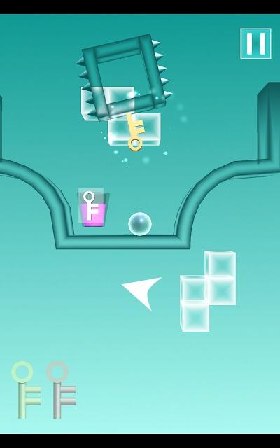 【重力パズル】Gravity Rollのスクリーンショット_3