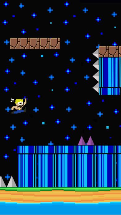 挑戦者!求む!- 王道2Dアクションゲームのスクリーンショット_4