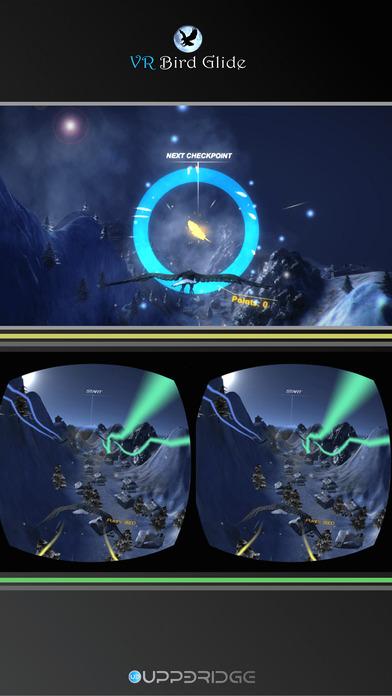 VR bird glideのスクリーンショット_2