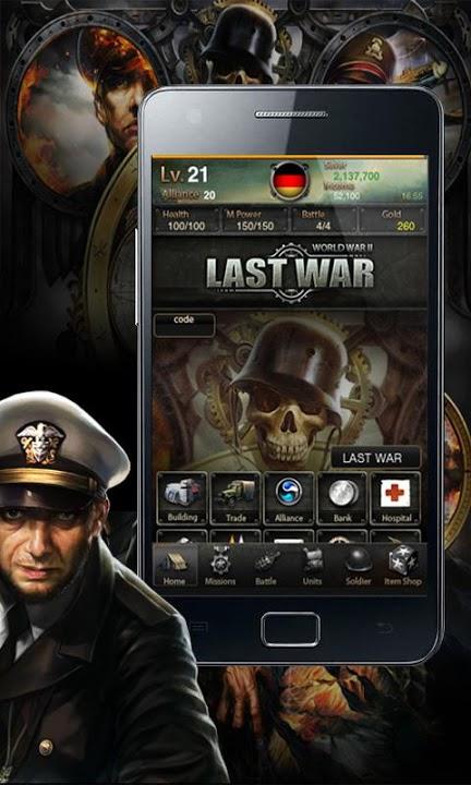 LAST WARのスクリーンショット_1