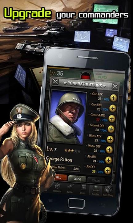 LAST WARのスクリーンショット_3