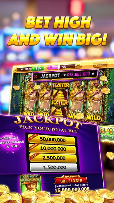 Queenslots - Free Royal Casinoのスクリーンショット_1