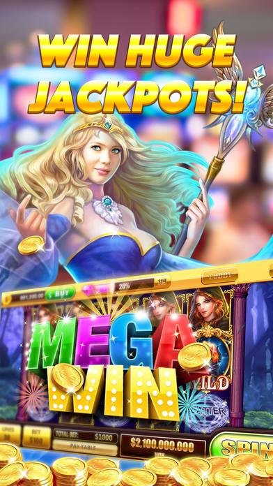 Queenslots - Free Royal Casinoのスクリーンショット_2