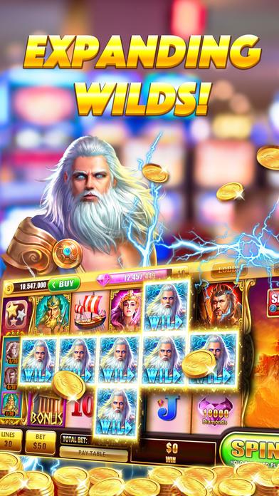 Queenslots - Free Royal Casinoのスクリーンショット_4