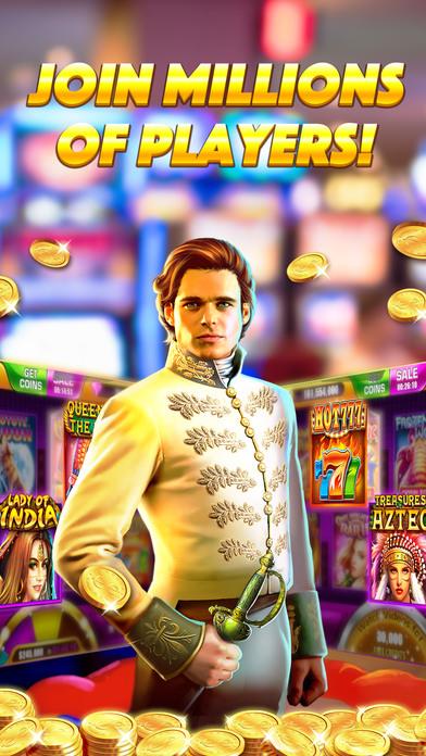 Queenslots - Free Royal Casinoのスクリーンショット_5