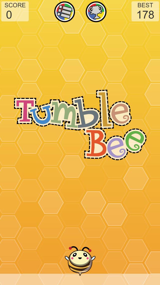 Tumble Bee HDのスクリーンショット_1