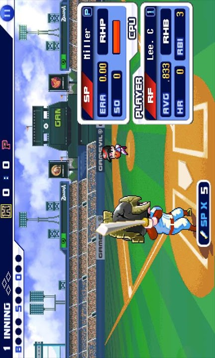 Baseball Superstars® 2011.のスクリーンショット_5