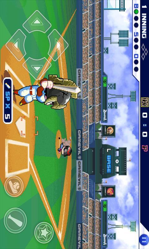 Baseball Superstars® 2011のスクリーンショット_4