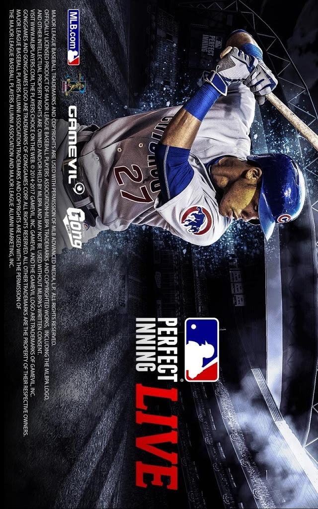 MLB Perfect Inning Liveのスクリーンショット_1