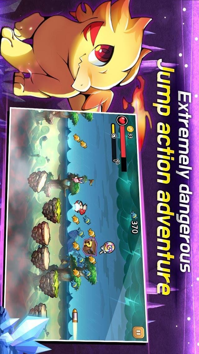 Dragon escapeのスクリーンショット_1