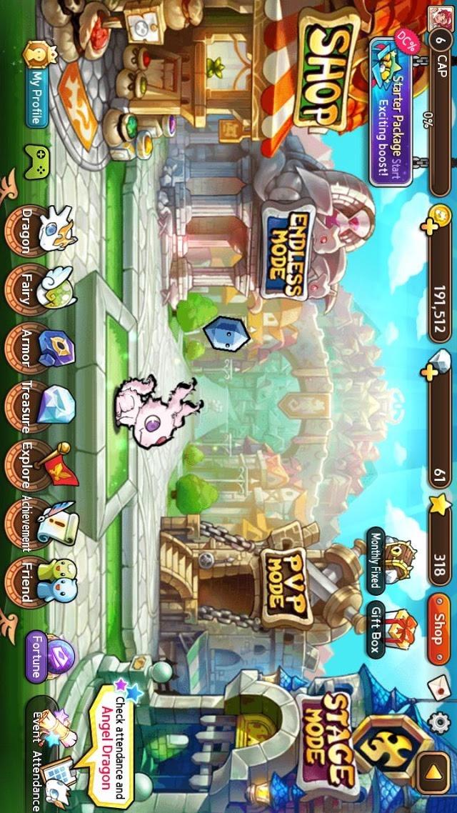 Dragon escapeのスクリーンショット_3