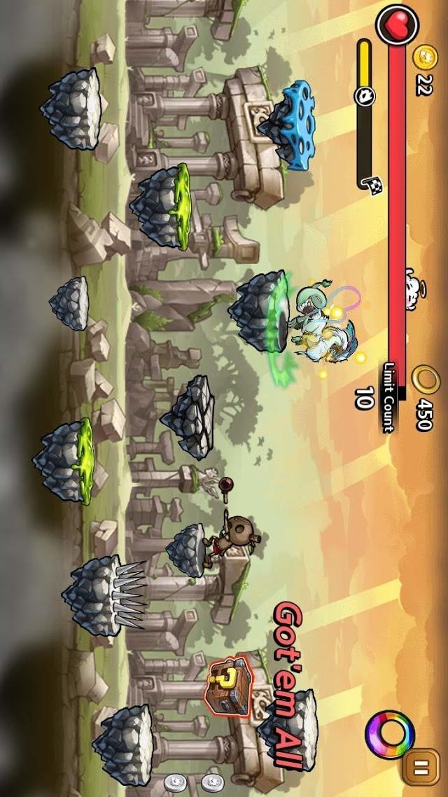 Dragon escapeのスクリーンショット_4