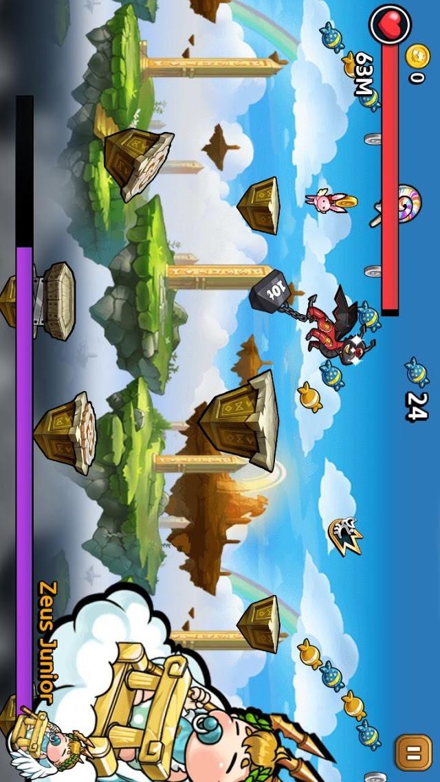 Dragon escapeのスクリーンショット_5