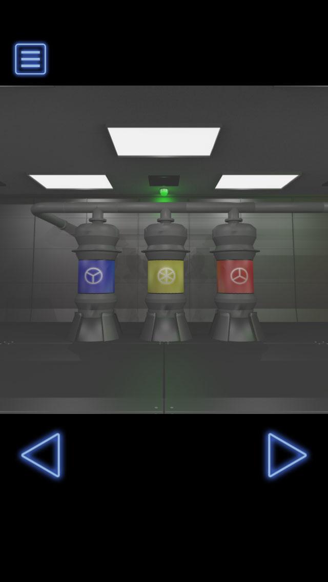 脱出ゲーム 研究施設からの脱出のスクリーンショット_2