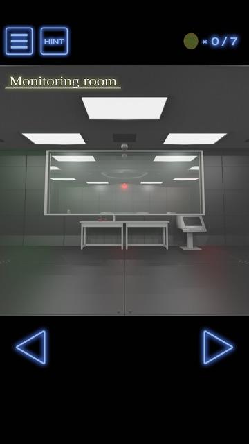 脱出ゲーム 研究施設からの脱出のスクリーンショット_3