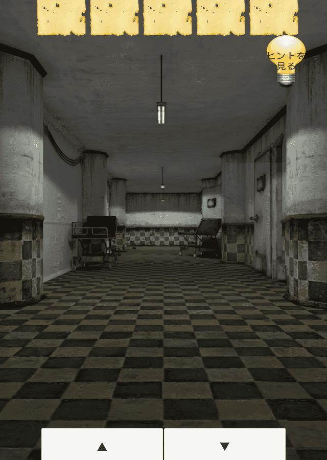 【脱出ゲーム】廃れた建物からの脱出のスクリーンショット_1