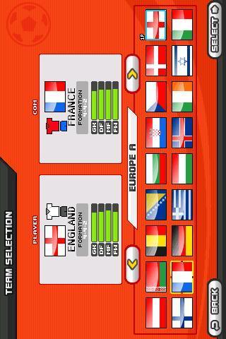 Soccer Superstars® Liteのスクリーンショット_2