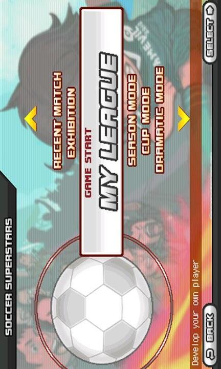 Soccer Superstars® Liteのスクリーンショット_4