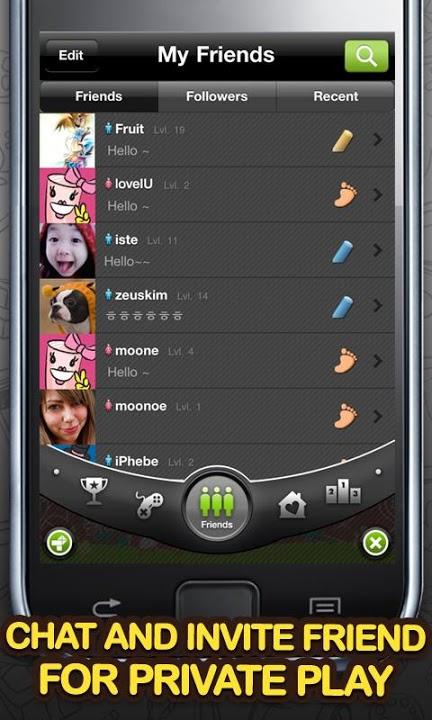 Chalk n' Talkのスクリーンショット_4