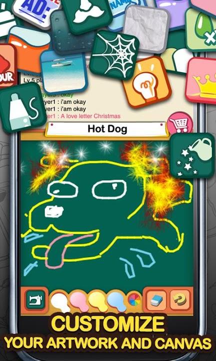 Chalk n' Talkのスクリーンショット_5