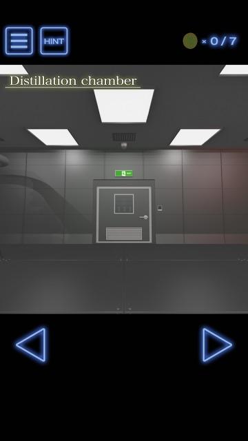 脱出ゲーム 研究施設からの脱出のスクリーンショット_5