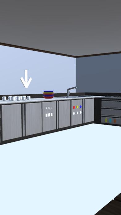 脱出ゲーム  Kitchenのスクリーンショット_1