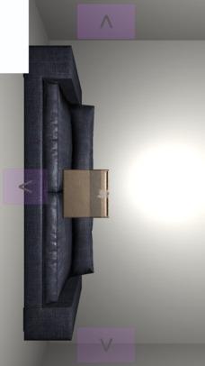 シンプルな部屋からの脱出-10分で終わる脱出ゲーム-のスクリーンショット_1