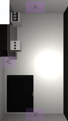 シンプルな部屋からの脱出-10分で終わる脱出ゲーム-のスクリーンショット_3