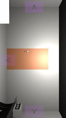 シンプルな部屋からの脱出-10分で終わる脱出ゲーム-のスクリーンショット_4