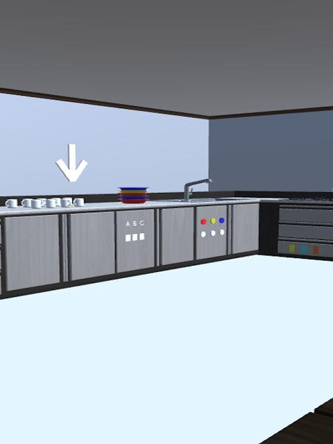 脱出ゲーム Kitchenのスクリーンショット_3