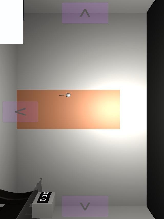 シンプルな部屋からの脱出ゲームのスクリーンショット_1