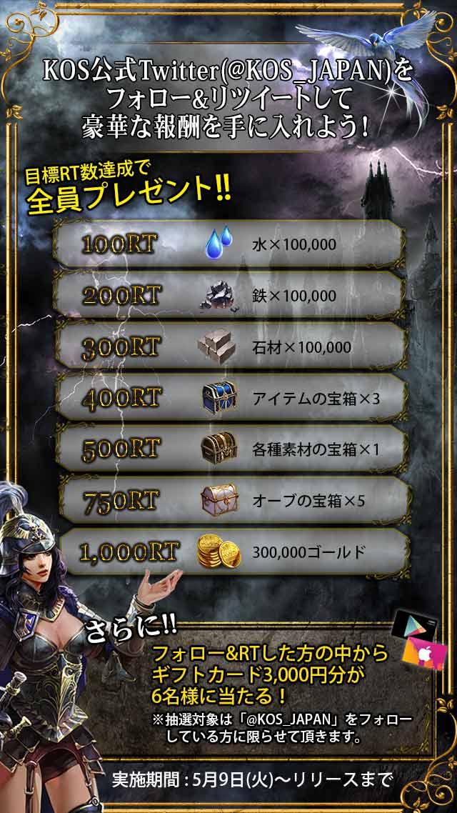 日本発戦略MMORPG Kings of Sanctuary【KOS】のスクリーンショット_5