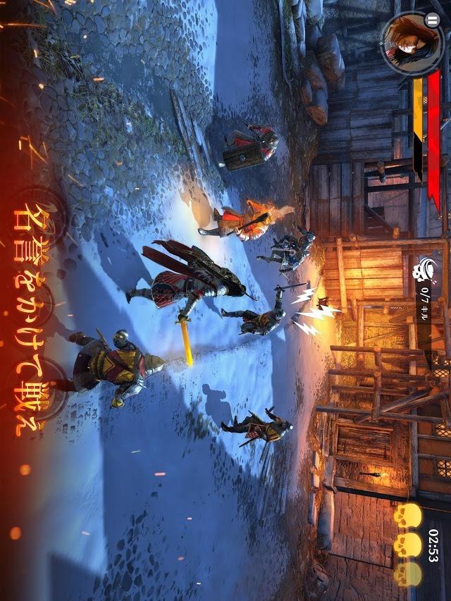 Iron Blade アイアンブレイド—メディーバルRPGのスクリーンショット_1