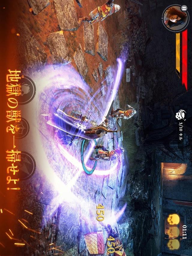 Iron Blade アイアンブレイド—メディーバルRPGのスクリーンショット_3