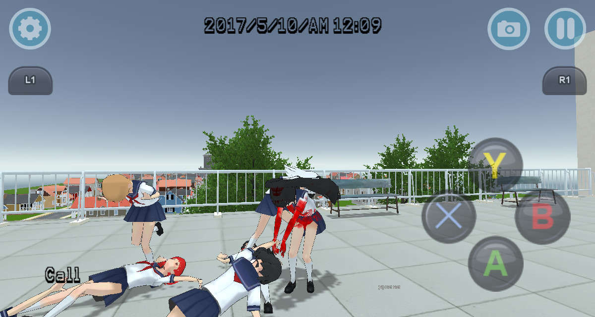 High School Simulator 2018のスクリーンショット_1