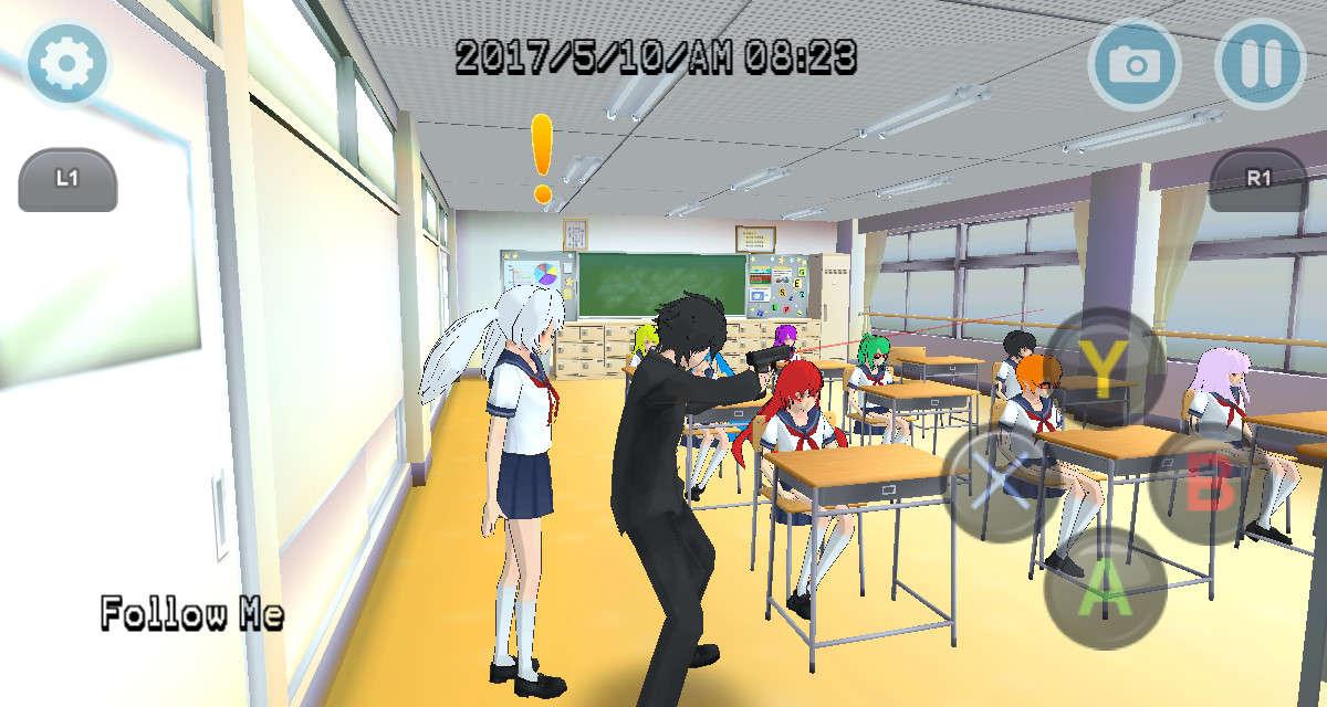 High School Simulator 2018のスクリーンショット_3