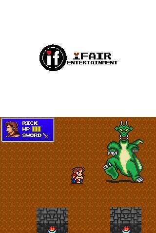 Light of Fantasia GDのスクリーンショット_2