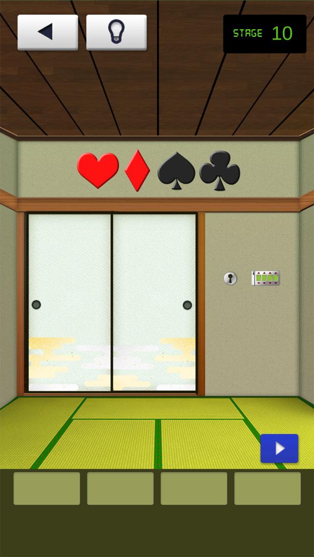 和の脱出ゲーム!「THE 和室」のスクリーンショット_4