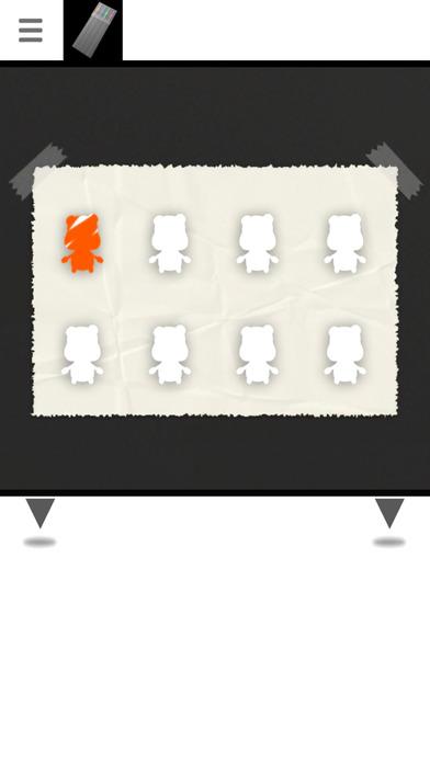 脱出ゲーム -白黒-のスクリーンショット_3
